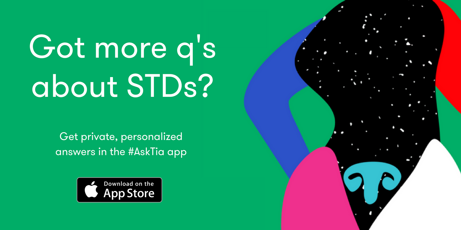 "What's the deal with at-home STD tests?"" - That's What T"