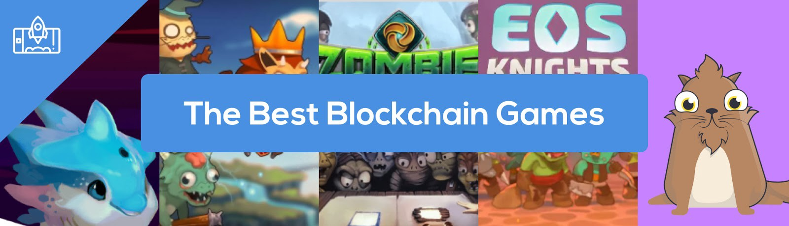 The 50 Best Blockchain Games - Future of Gaming - Medium