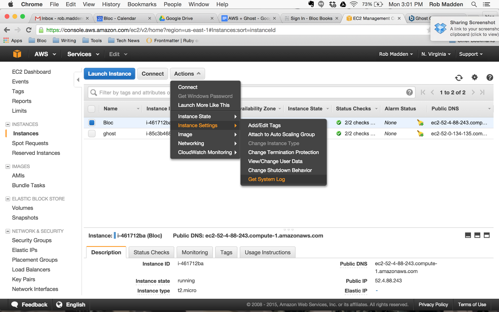 Create a Professional Blog with AWS and Ghost - Rob Madden