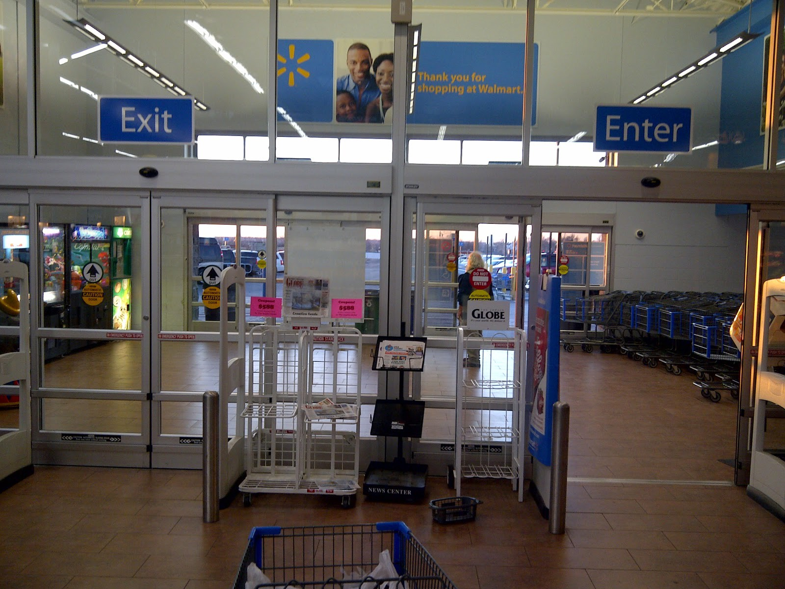 People Of Walmart: The Entry Doors | by The Thinkers' Temple | Medium