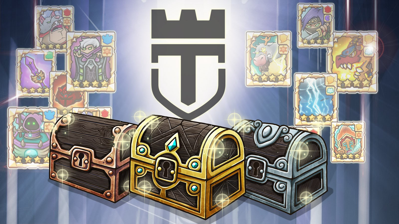 First official TOWER Chest sale begins 17 May 2021