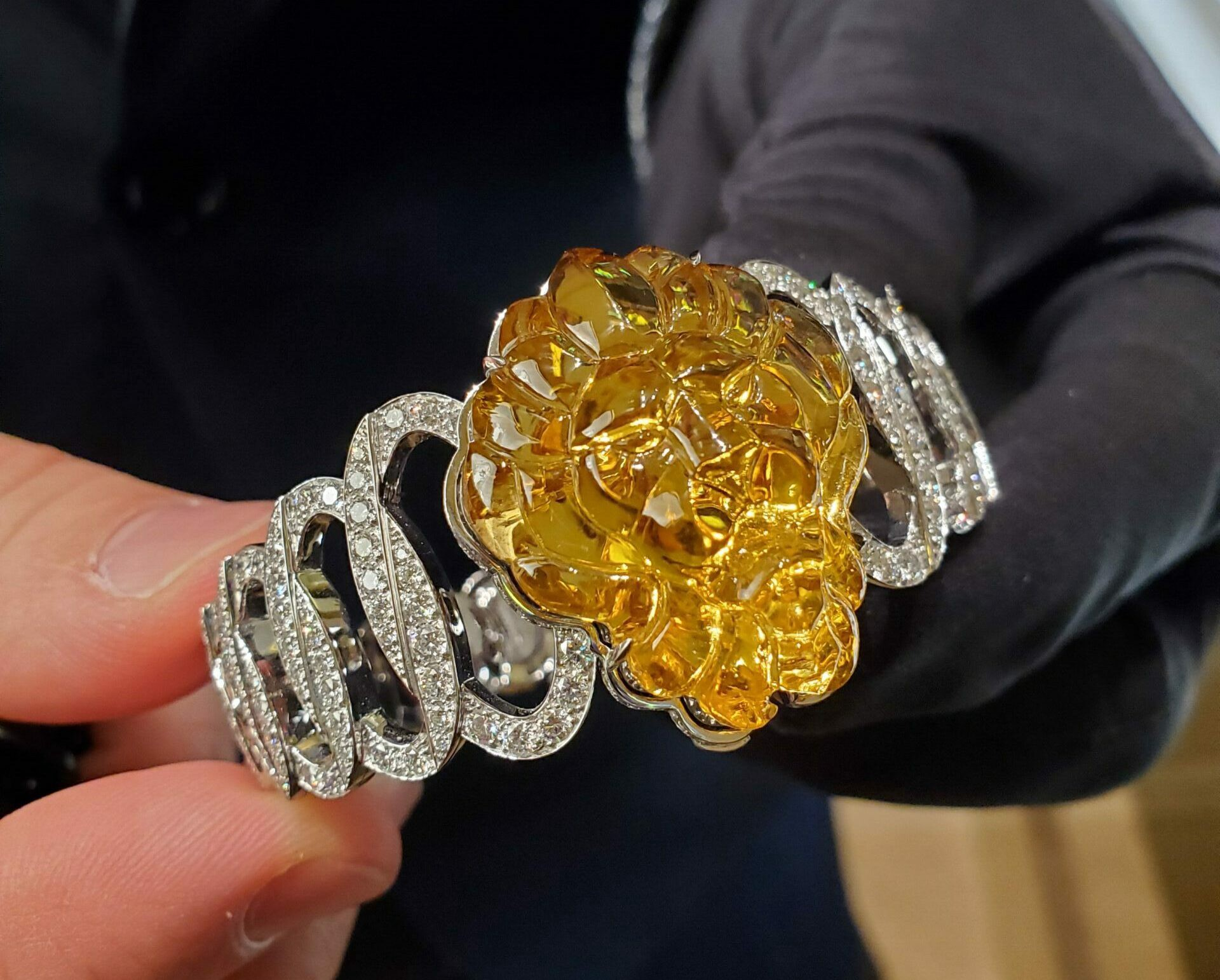 Folio Yvr 8 9 Chanel L Esprit Du Lion High Jewellery By Mona