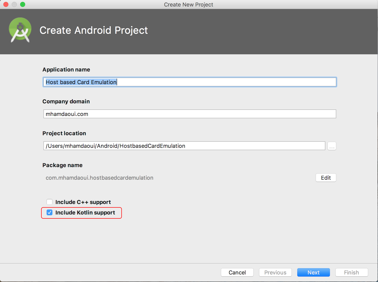 How to build a simple smart card emulator & reader for Android
