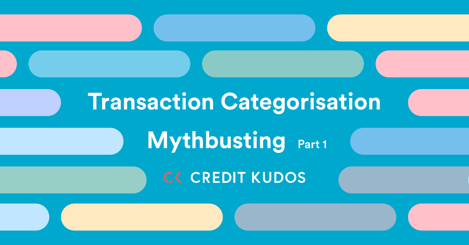 Open Banking Transaction Categorisation Mythbusting