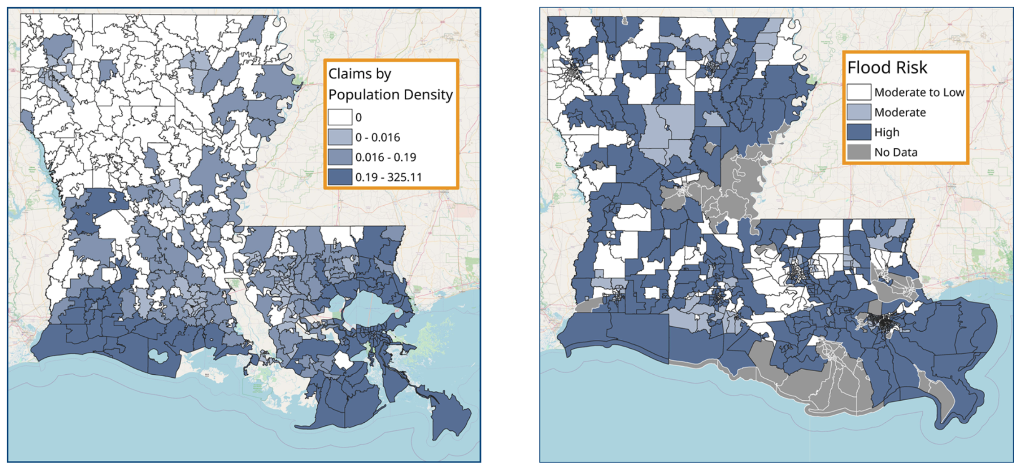 Data Science For All / Empowerment Capstone Project Highlight: Adding Socioeconomic Dimensionality to Flood Risk Predictive Modeling