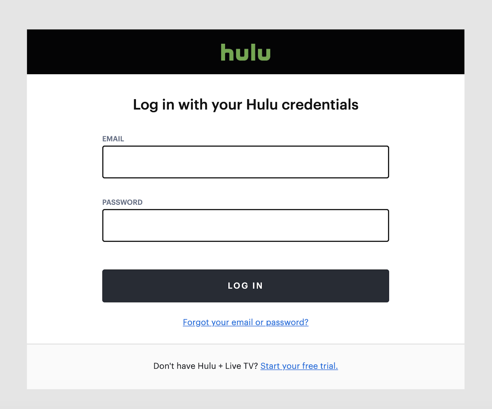 Why Do Hulu And Netflix Not Use 2 Factor Authentication By Ax Sharma The Innovation Medium