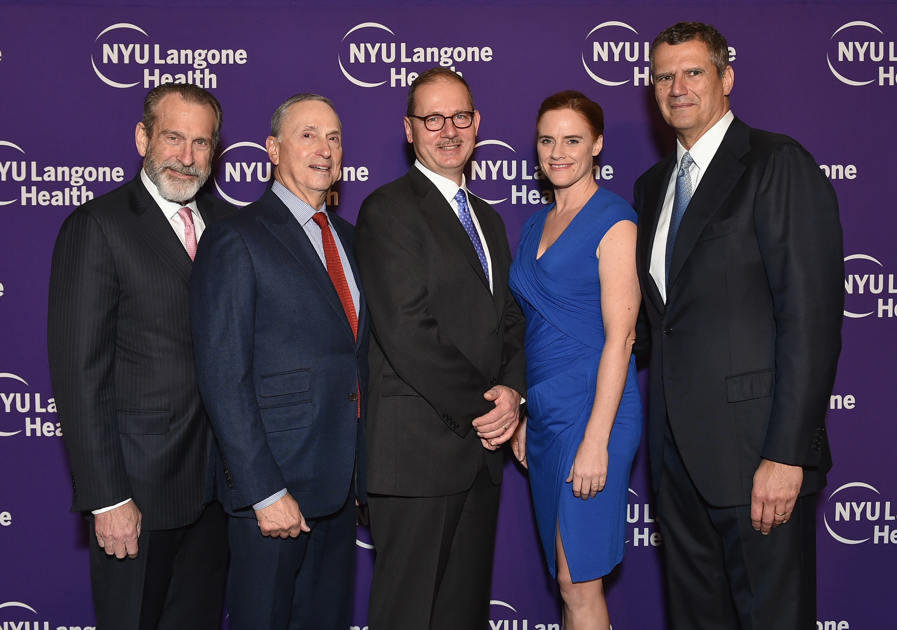 NYU LANGONE'S 2017 MUSCULOSKELETAL BALL RAISES MORE THAN