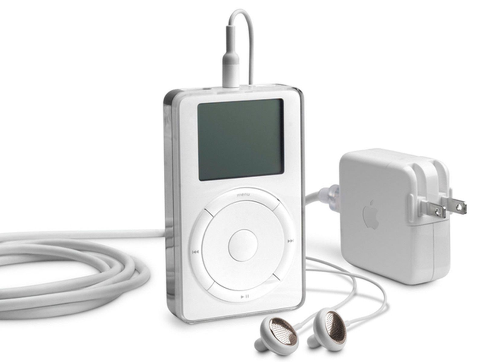 The innovative iPod design was a product of careful User Experience Analysis