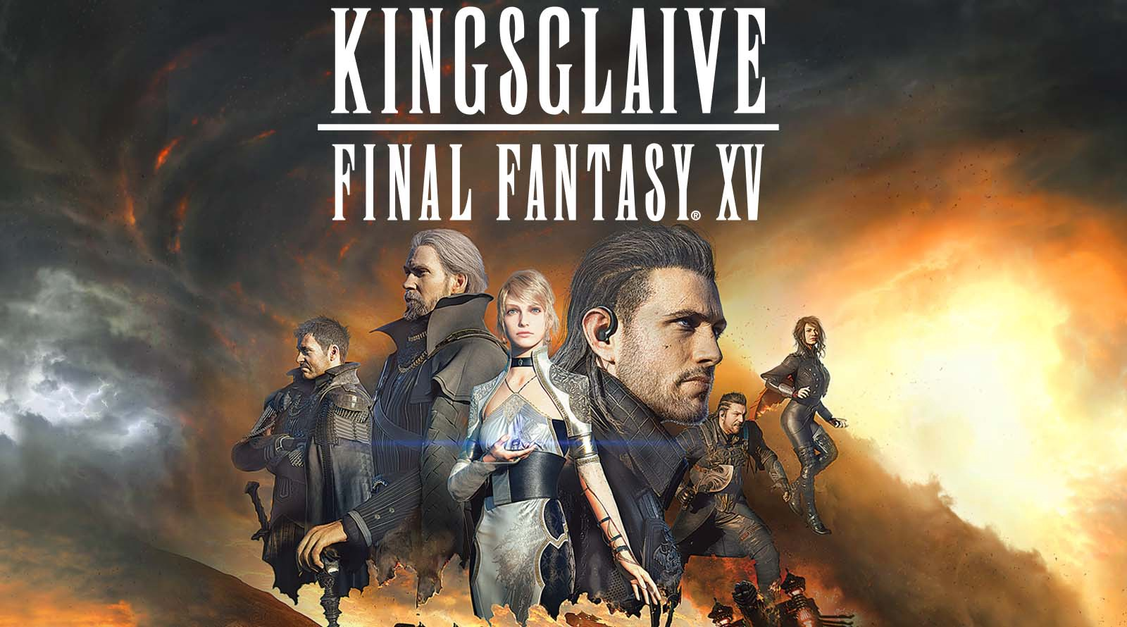 You Might Not Love Kingsglaive Final Fantasy Xv Unless You Re A