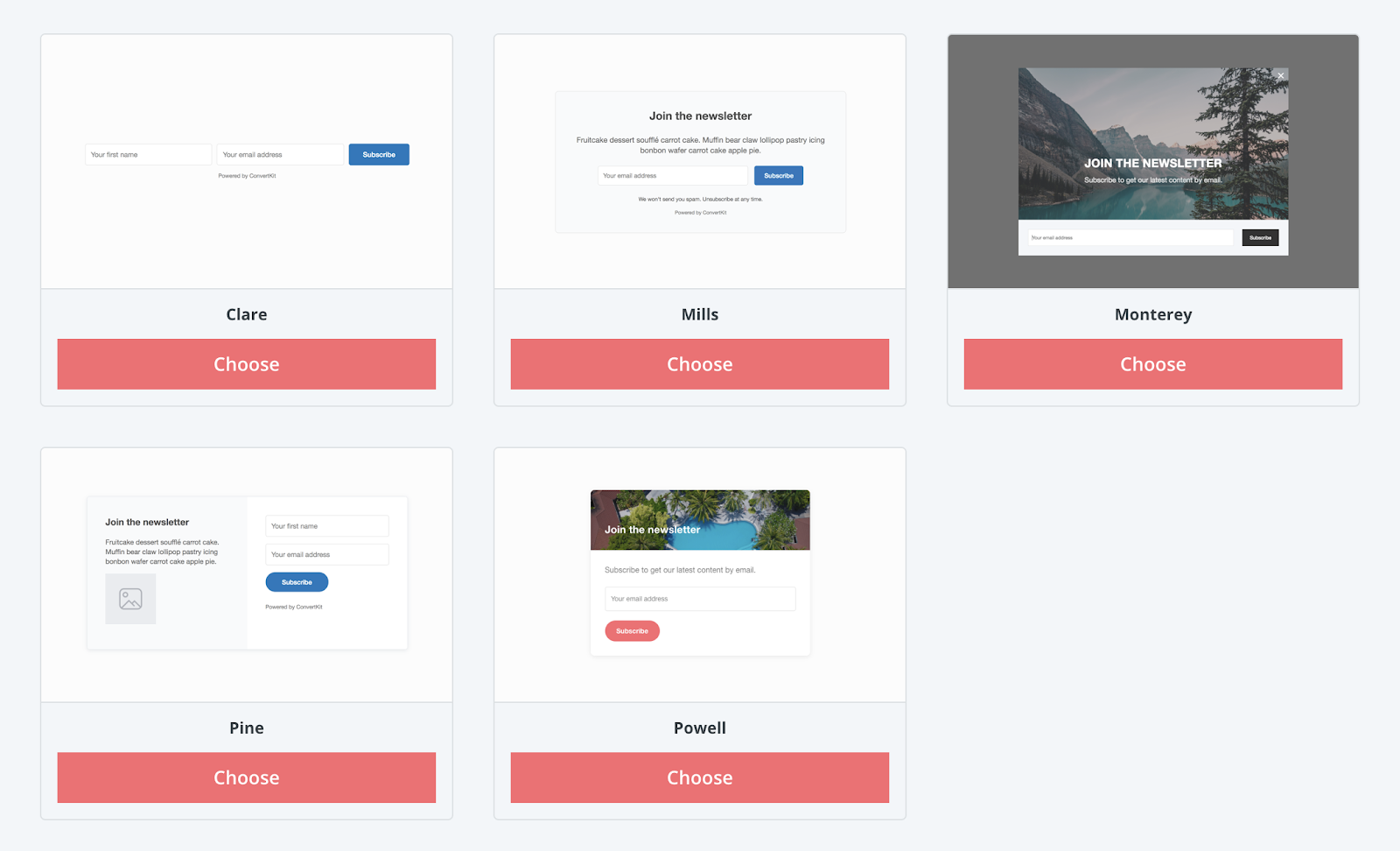 The Main Principles Of Convertkit Landing Pages