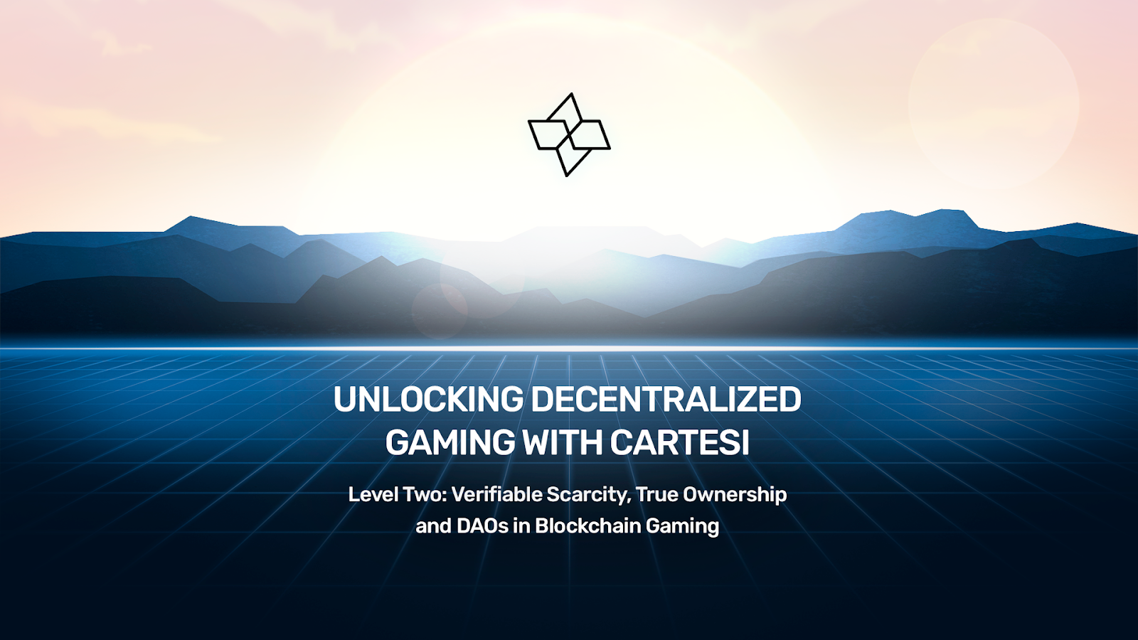 Unlocking the Next Level of Decentralized Gaming with Cartesi