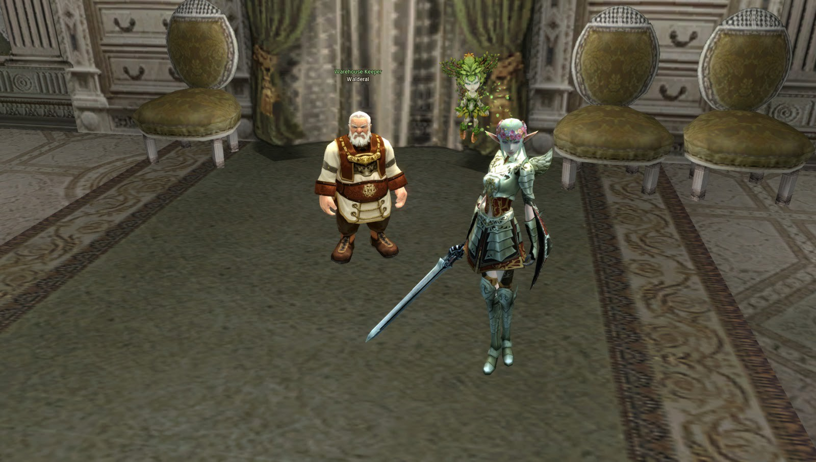 Which class to choose in Lineage 2 Classic - 4game - Medium