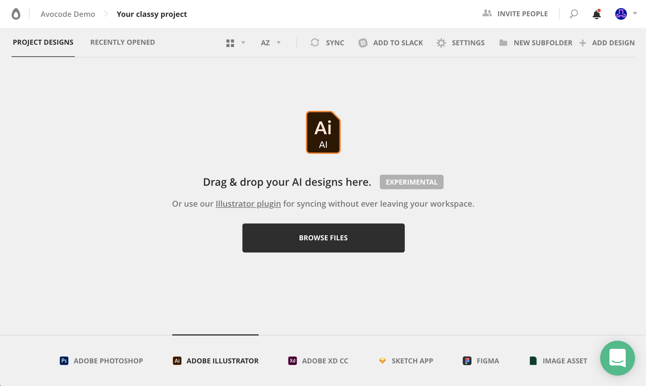 How to open Adobe Illustrator design files online? - Avocode