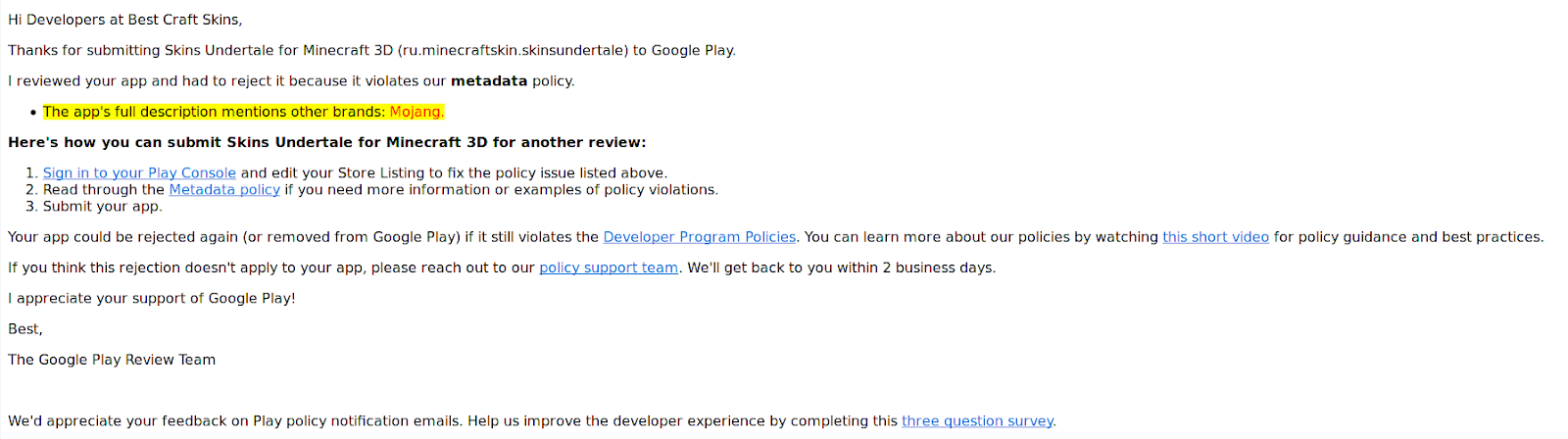 How Google Represses Independent Developers on Google Play