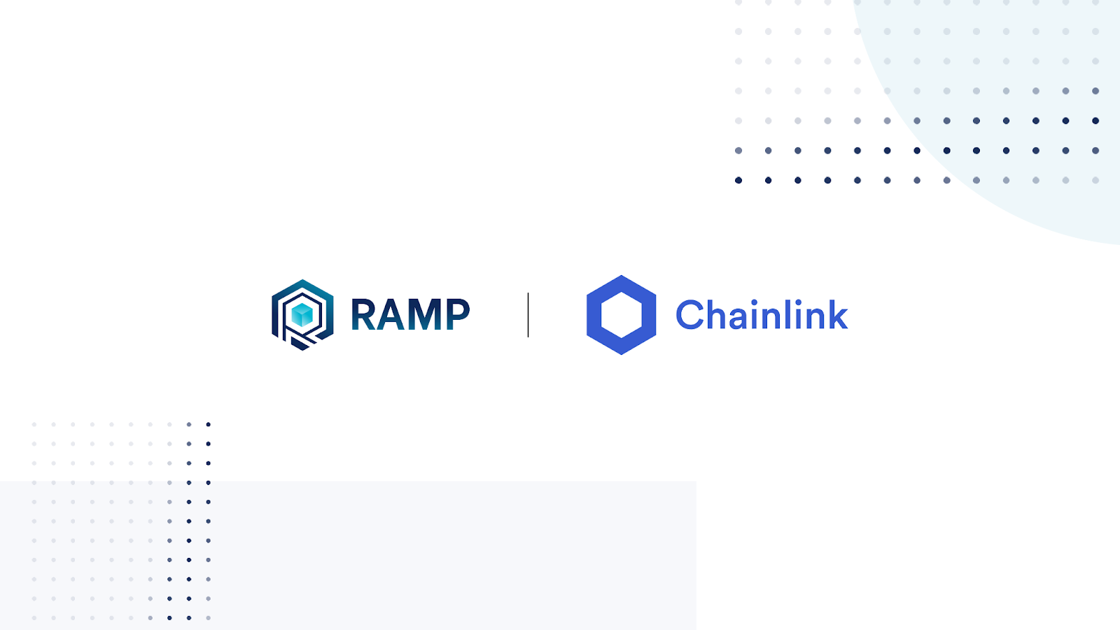 0*QiAZyTvnXYoPYglq Chainlink Adds RAMP/USD Price Oracle and Secures RAMP's Multi-Chain Staked Liquidity Platform