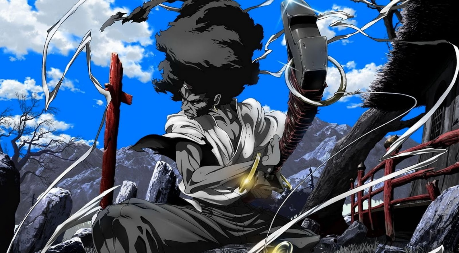 Walk The Path Of The Demon Again Searching For Depth In Afro Samurai By Erick Zepeda Medium