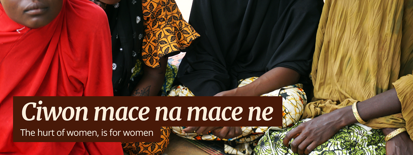 Researching family planning through proverbial Hausa — a UX