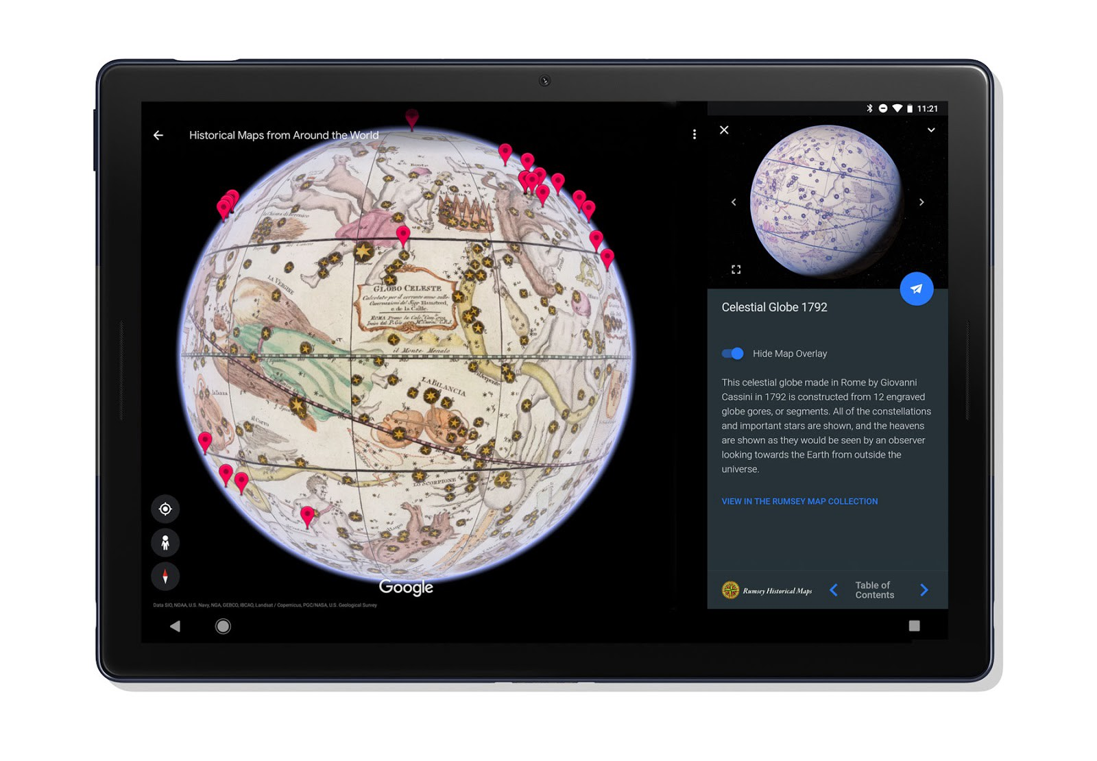 Explore 400 Years of Maps in Google Earth - Google Earth and ... on bing explore, flickr explore, google plus explore,