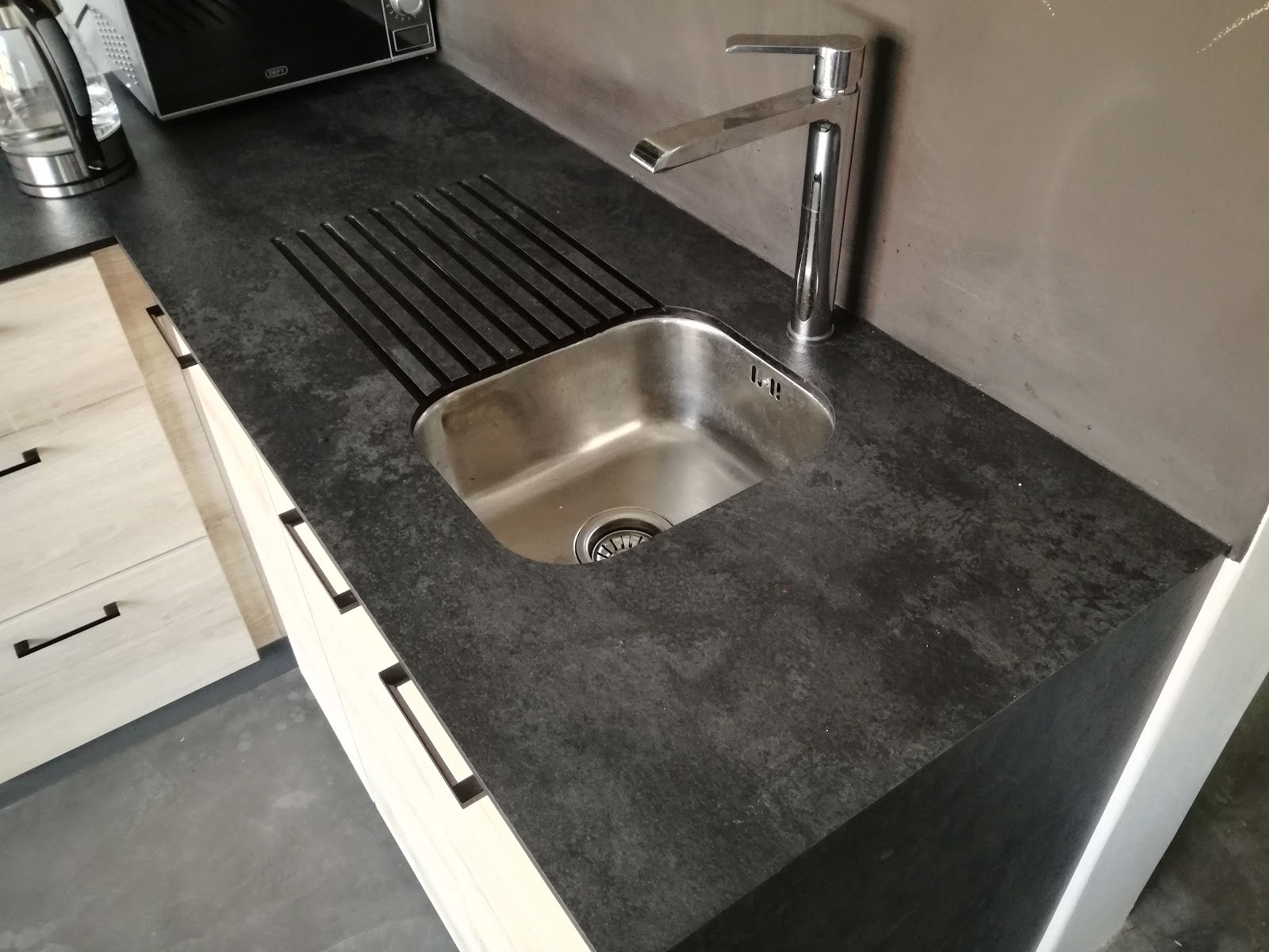 Concrete Countertops By Toby Nwazor