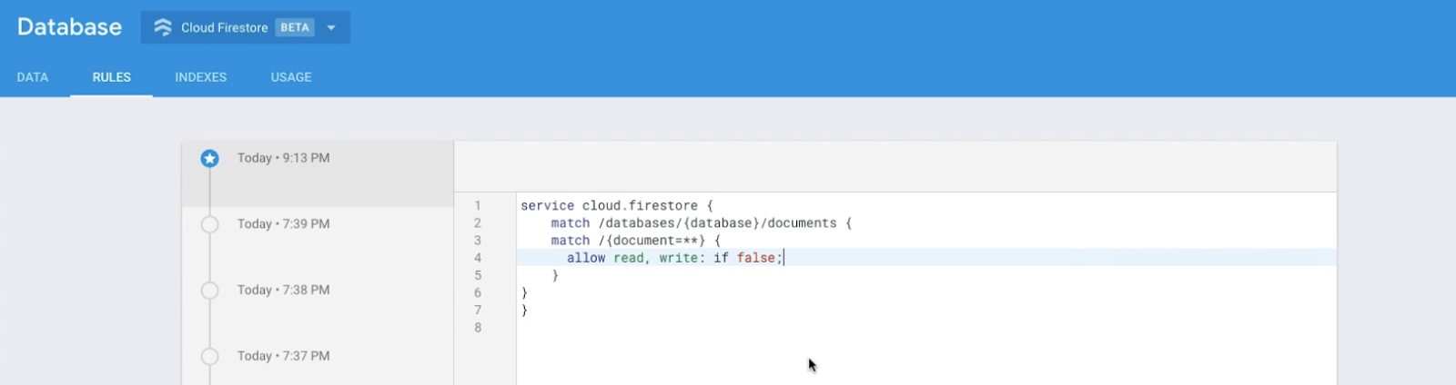 Creating and Deploying Firebase Cloud Functions and