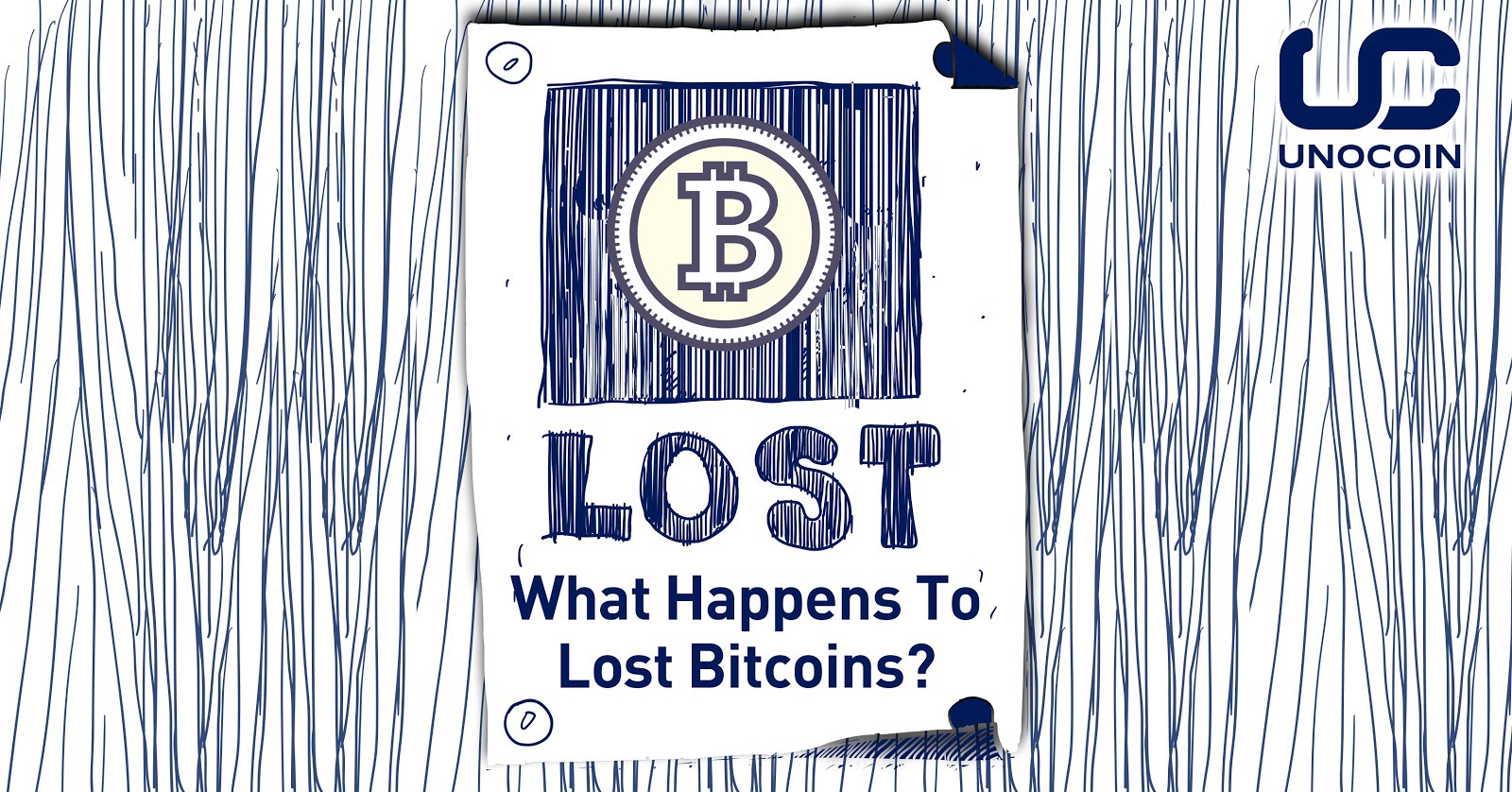 What Happens To Lost Bitcoins? - Unocoin
