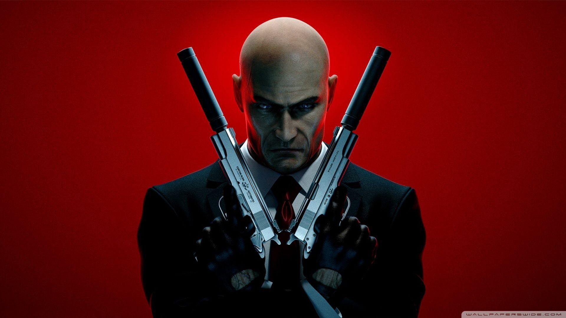 hitman 2 wallpaper 1920x1080