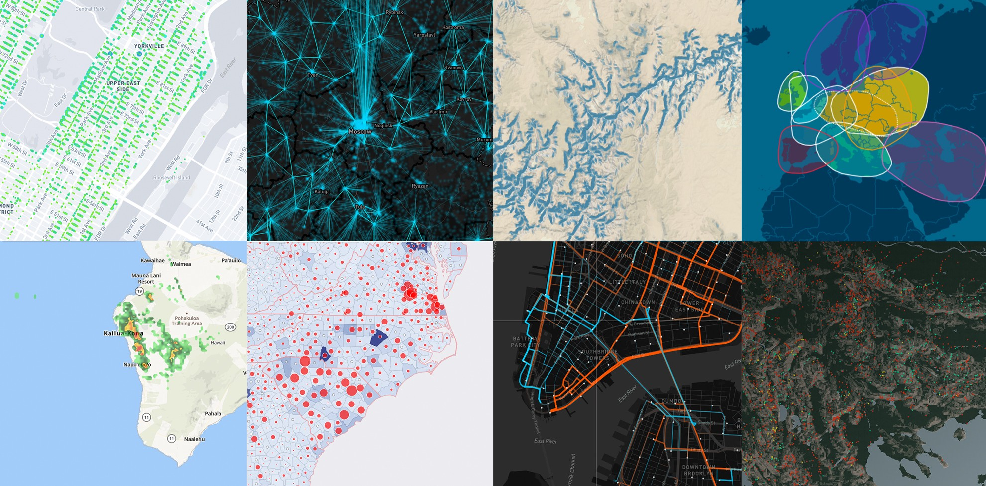 A new era of personalized maps @ Locate - Points of interest