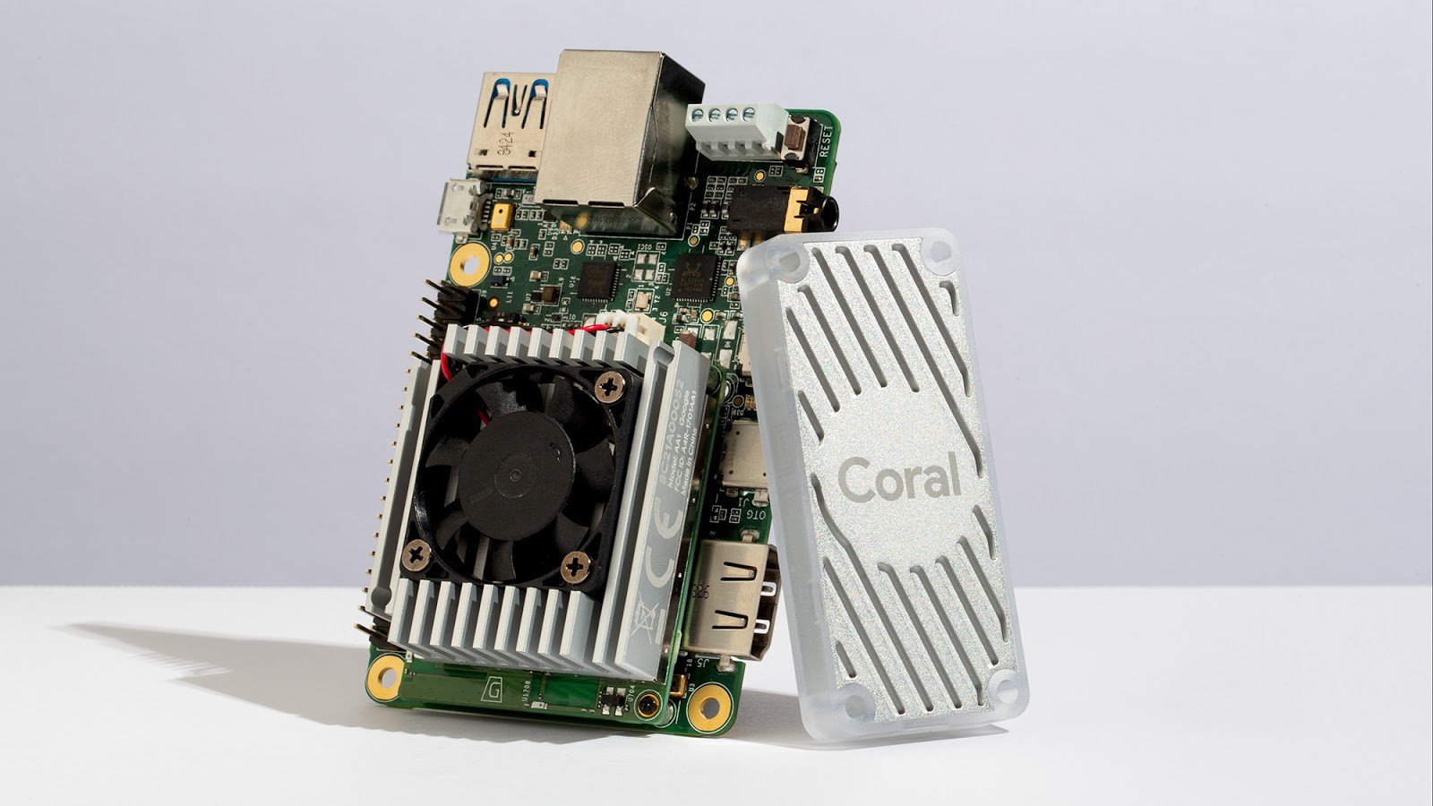 Build AI that works offline with Coral Dev Board, Edge TPU