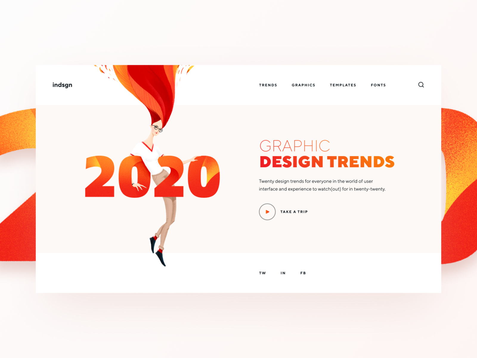 Website Header Design In 2020 Best Practices And Examples By Kate Shokurova Ux Planet