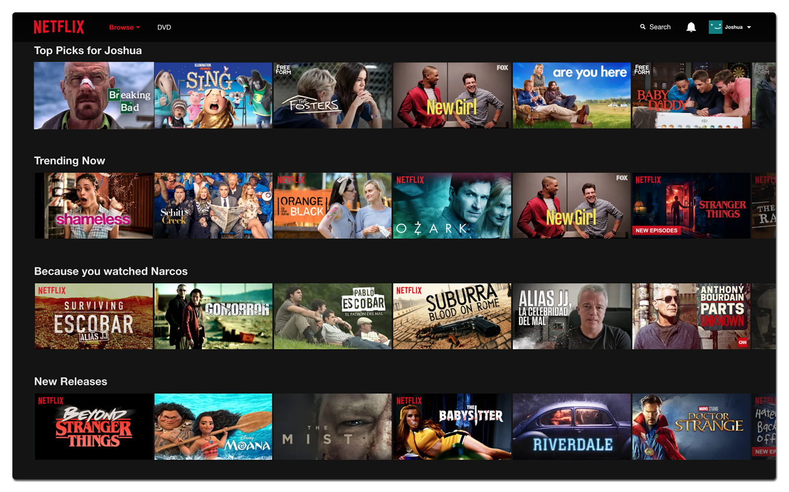 Innovating Faster on Personalization Algorithms at Netflix