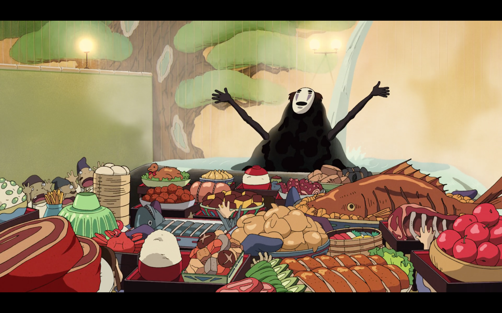 The Importance Of Table Manners Feasting In The Odyssey And Spirited Away By Seleste Woo Ostraka Medium