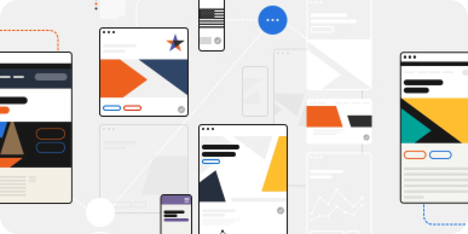 Newest 20 Free Figma Templates To Kickstart Your Next Project By Roman Kamushken Ux Collective