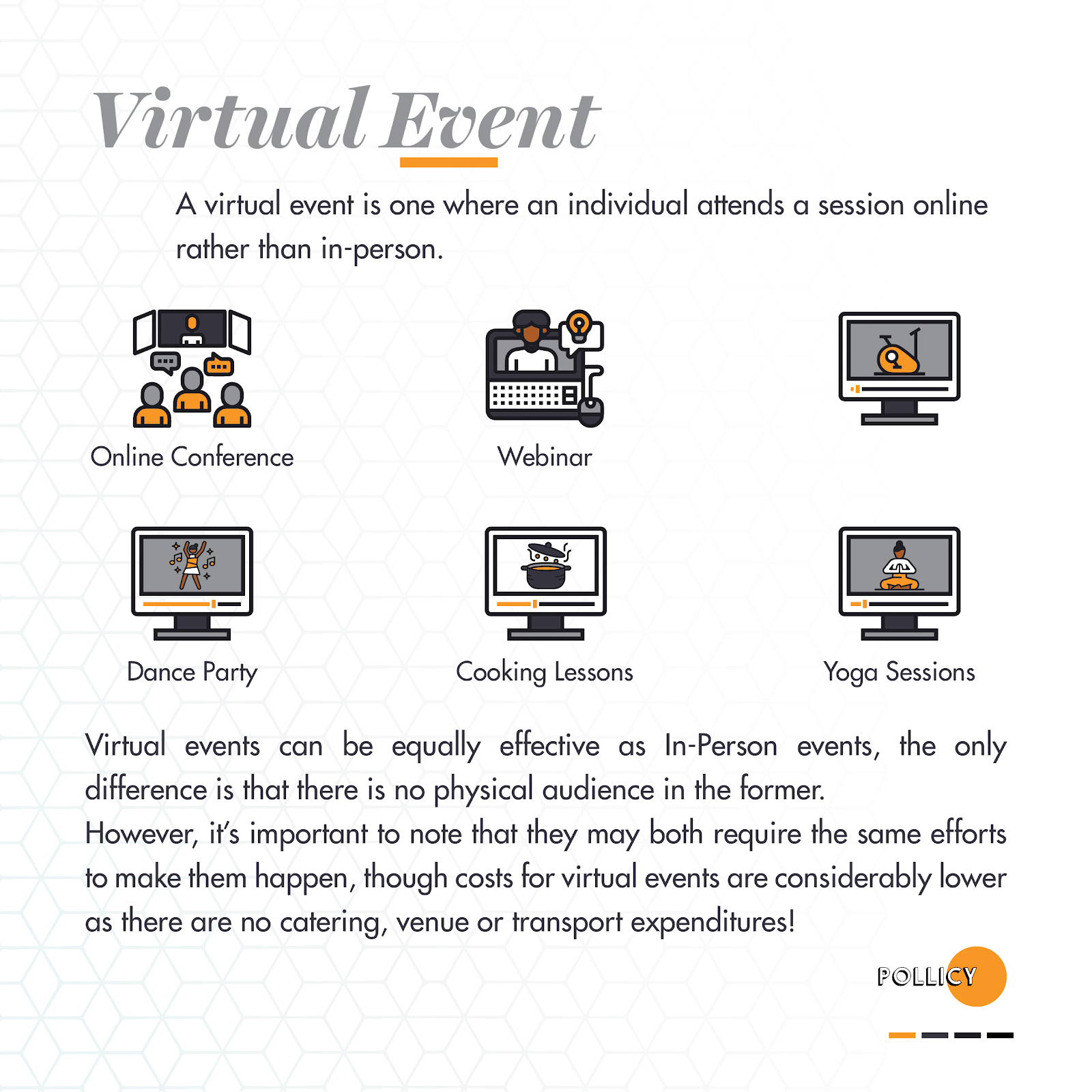 Here S A Guide To Organising Successful Virtual Events By Pollicy Pollicy Medium