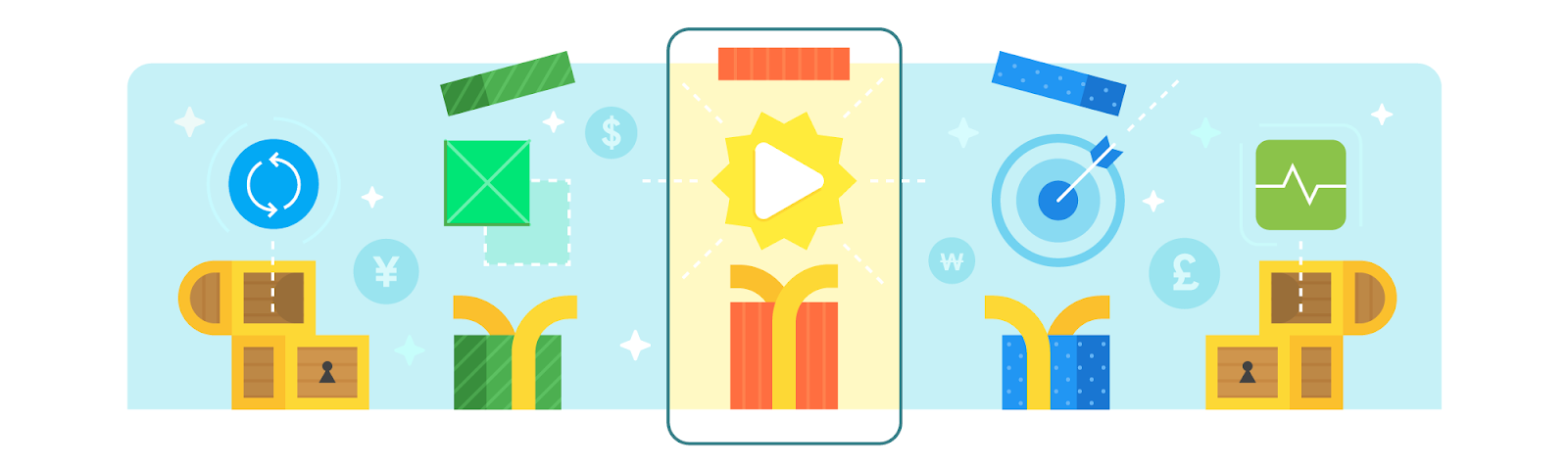Diversify your mobile games' revenue with rewarded ads