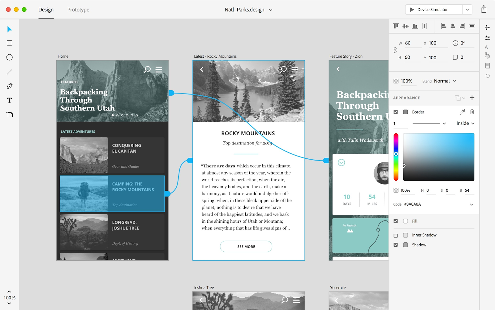 Adobe XD review - Prototypr