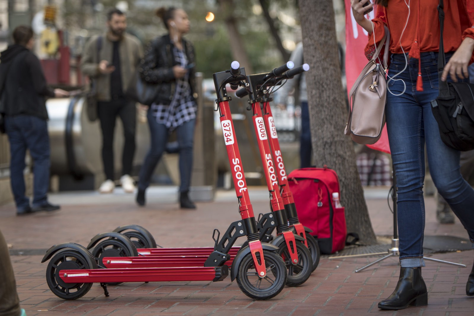 We Tried Every Shared Bike and Scooter in San Francisco 🚲