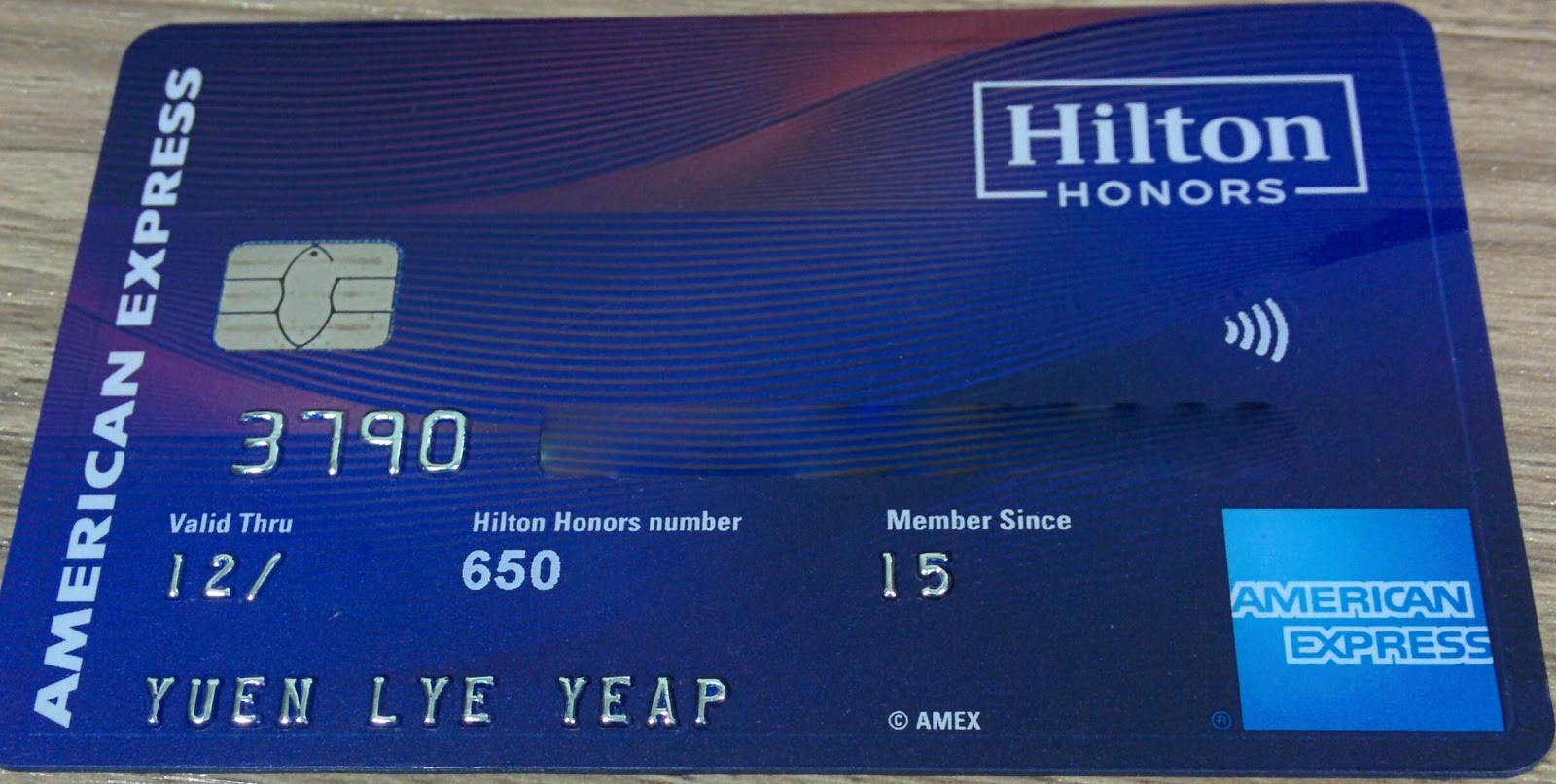 Why we love the American Express Hilton Honors Aspire credit card