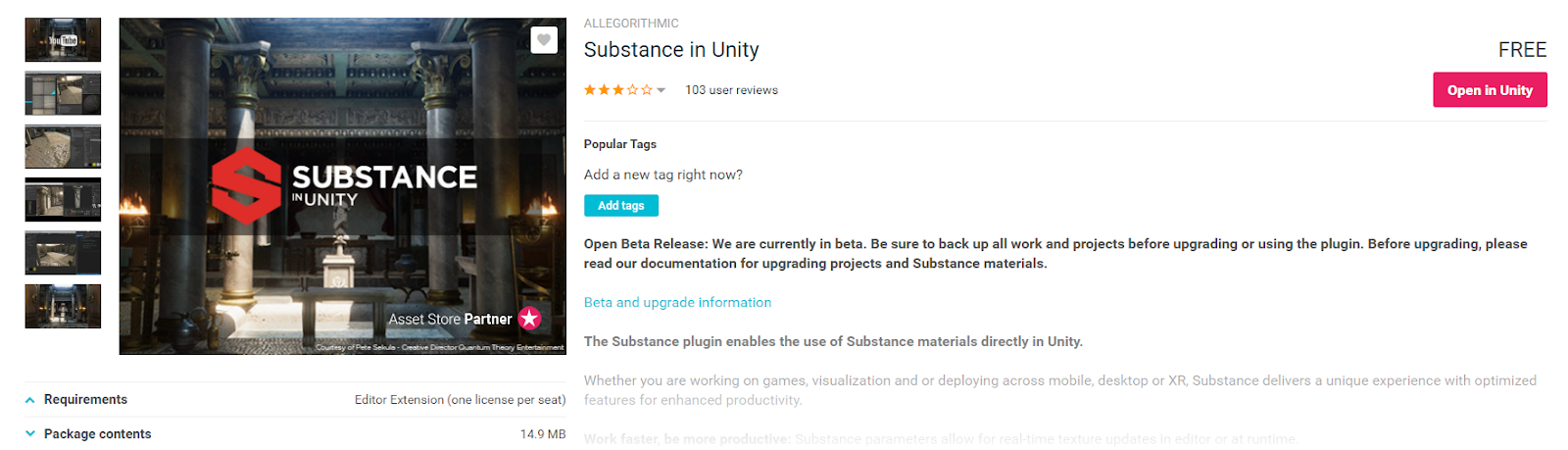 How To Use Substances Inside of Unity - GameTextures - Medium