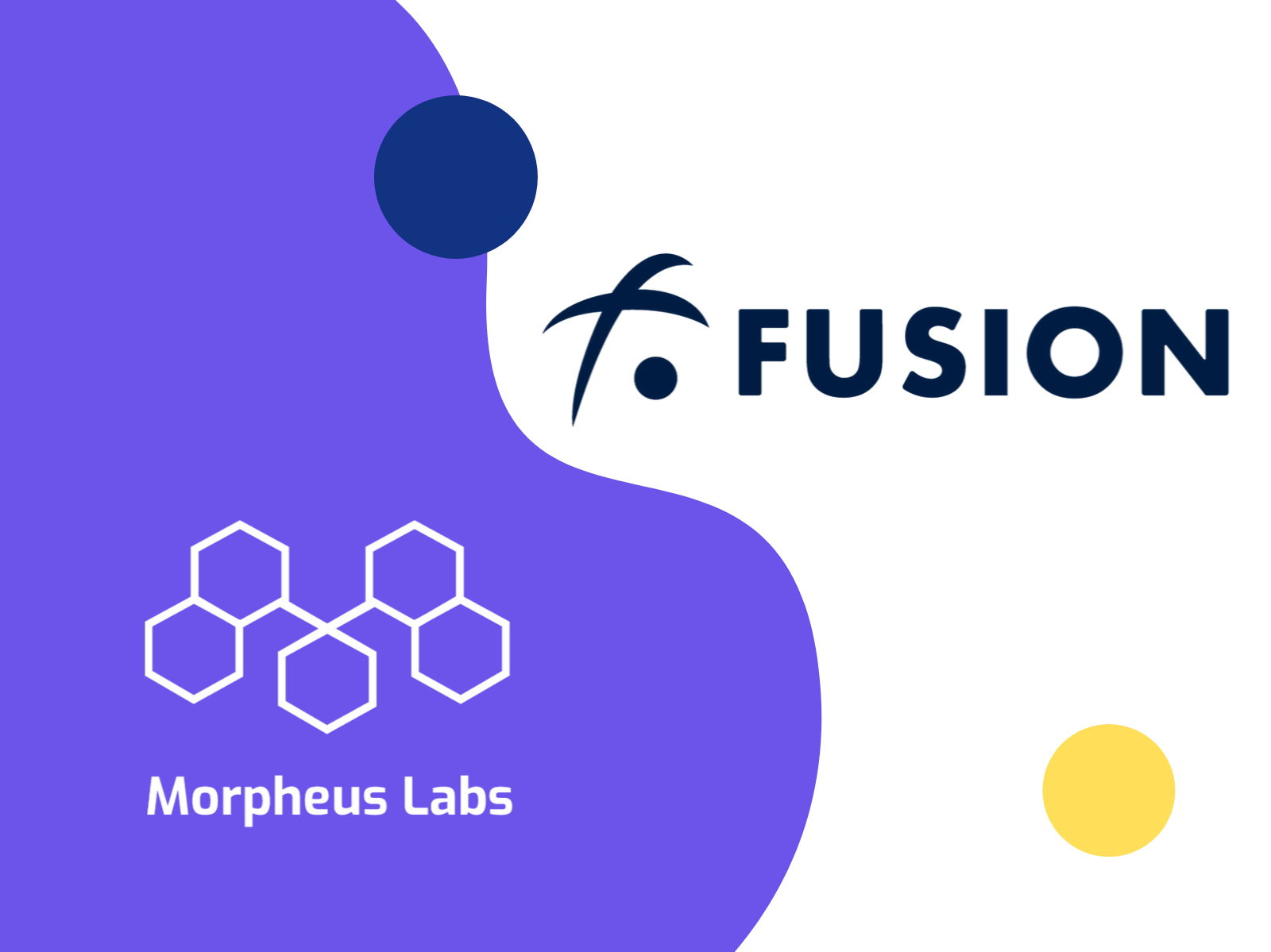 Morpheus Labs and Fusion Join Hands To Harness the Potential of the Open-Source Community