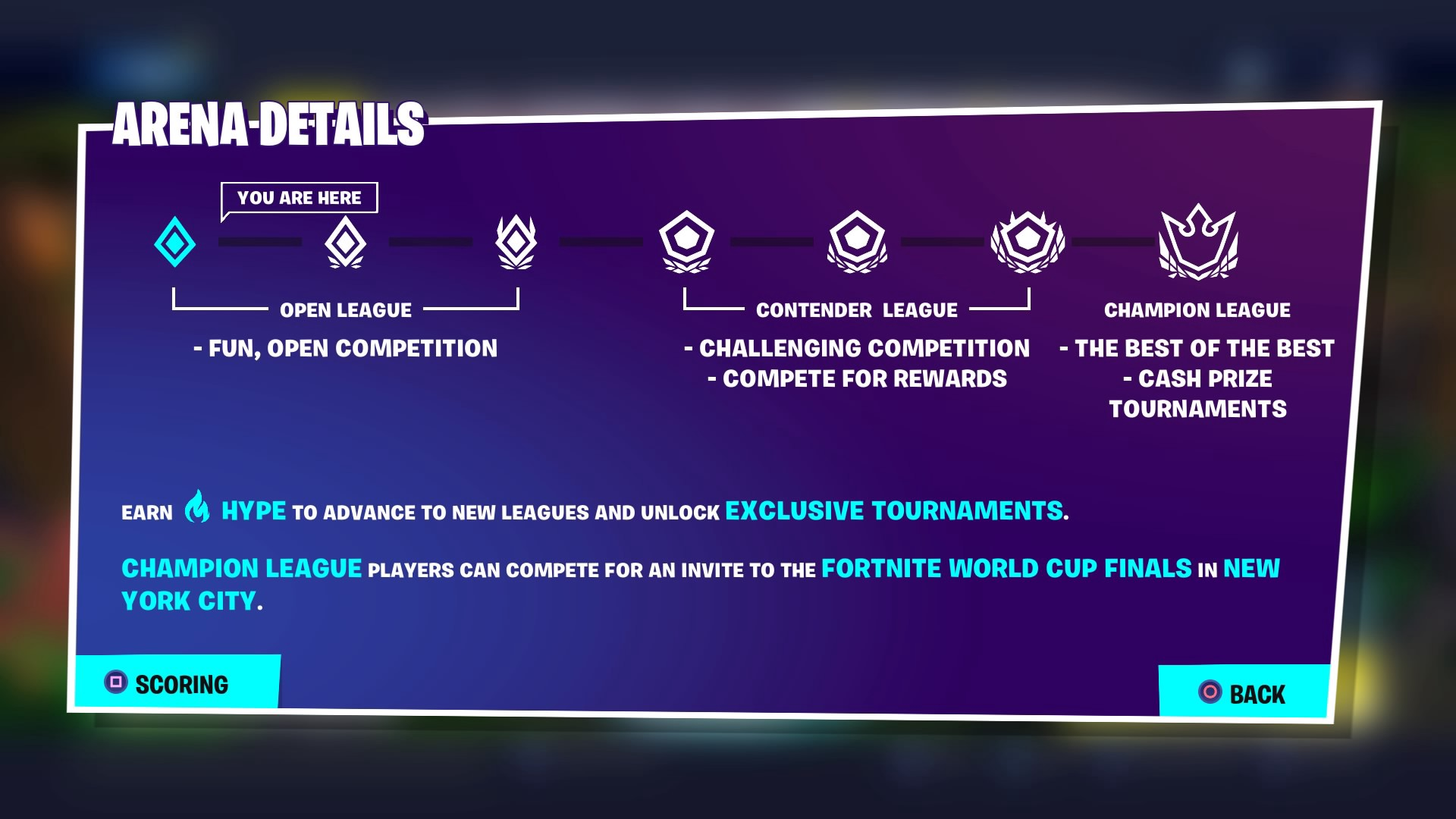The Fortnite World Cup Begins! - Intergalactic Gaming - Medium