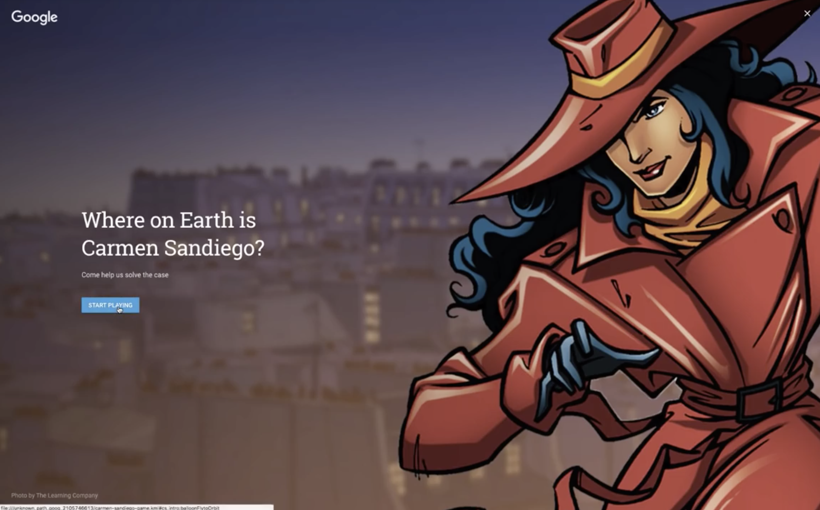 """The Making of """"Carmen Sandiego: The Crown Jewels Caper"""" in"""