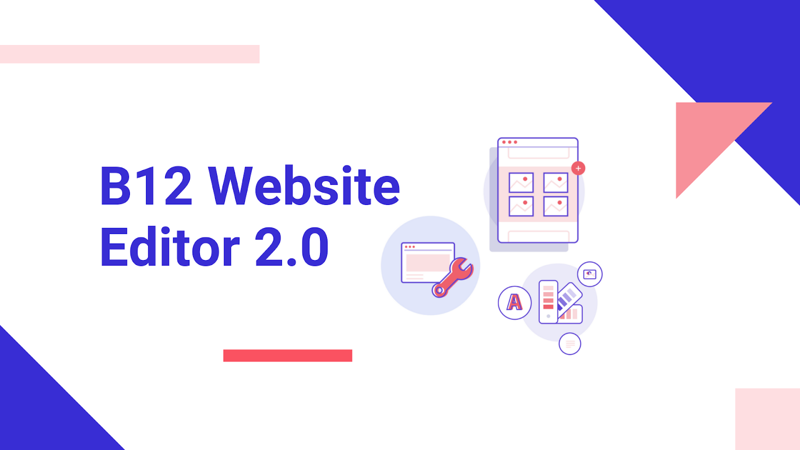 Introducing the B12 website editor 2 0 — making it easier