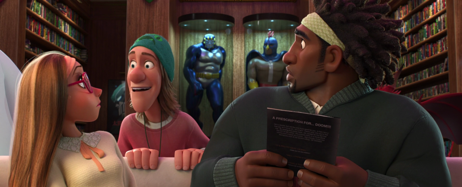 Big Hero 6 And Capturing That Old Marvel Magic By Finding The Wrong Words Medium