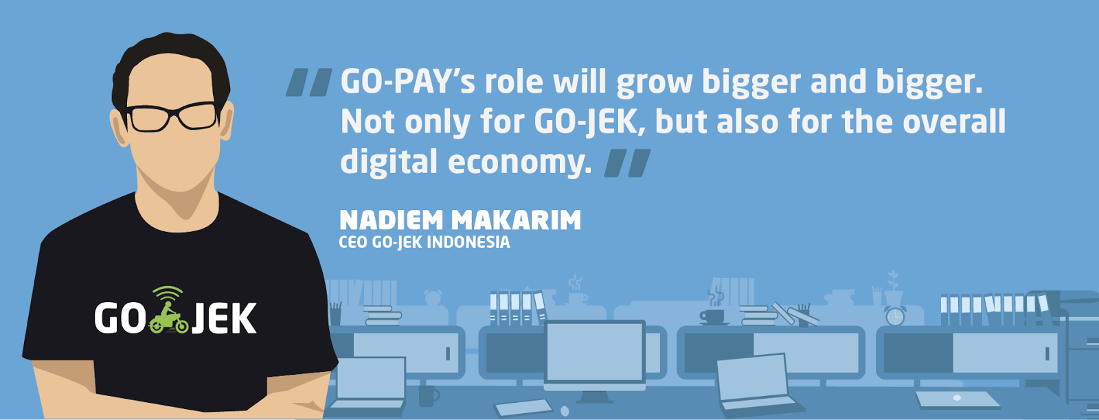 Easier Payments with GO-PAY - Gojek Product + Tech