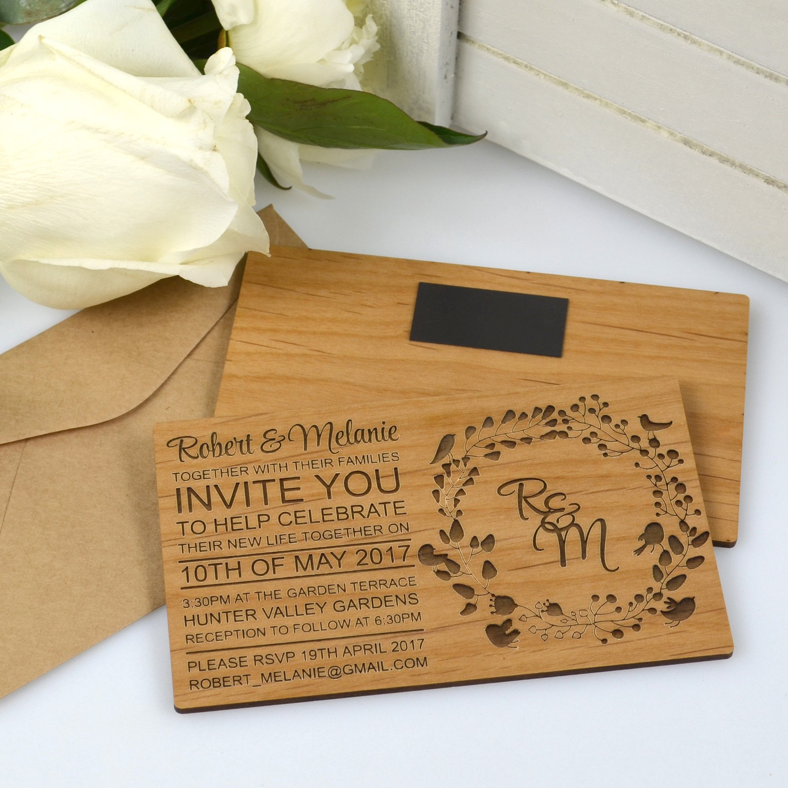 8 Unique Ideas You Need To Know For Wedding Invitation Card