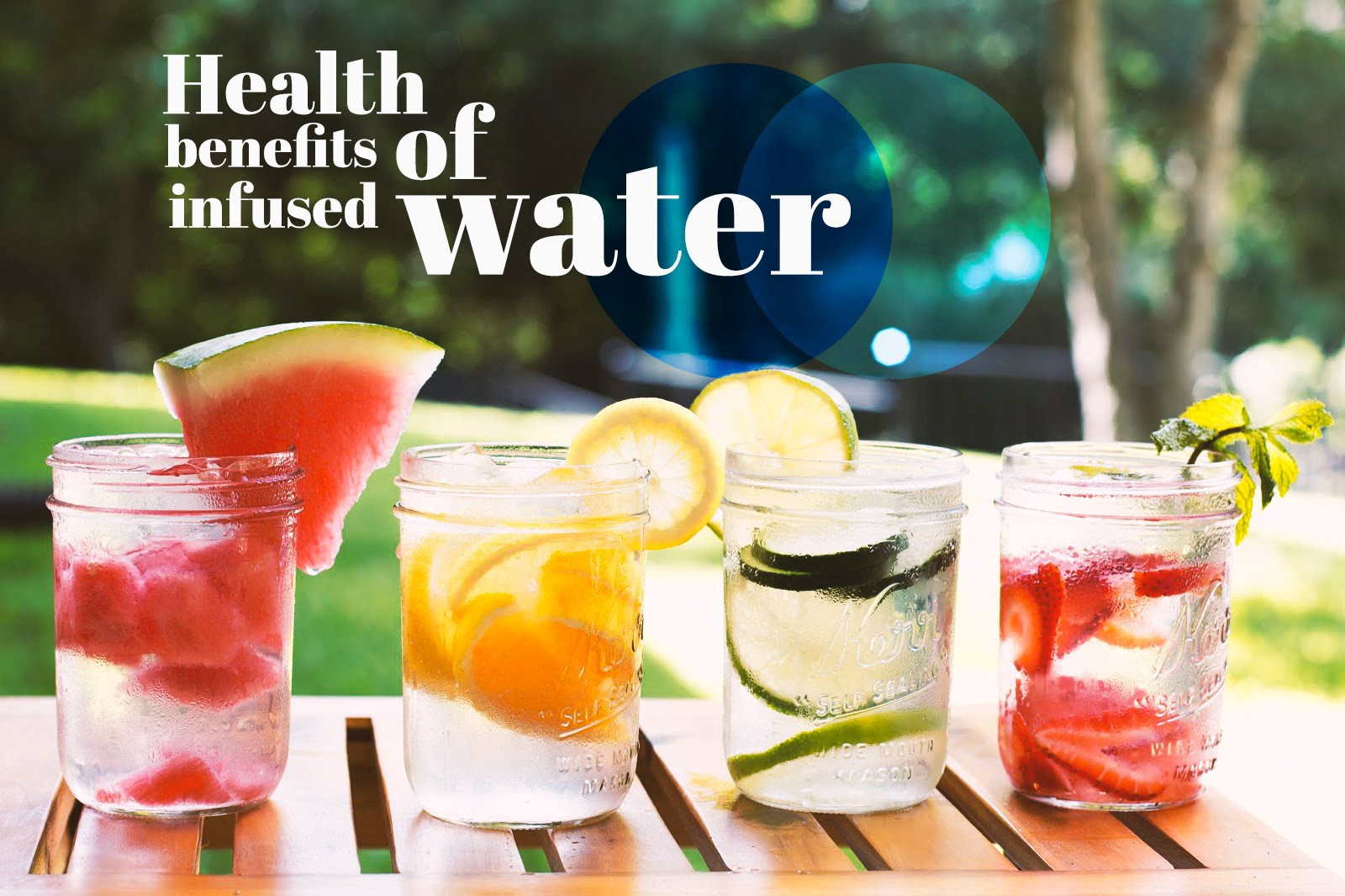What Are The Benefits Of Infused Water