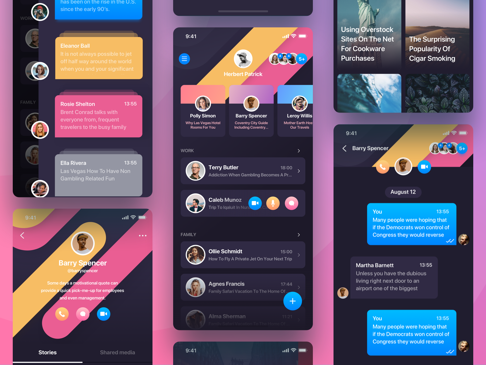 Top Ui Ux Design Works For Inspiration 30 By They Make Design Ux Planet