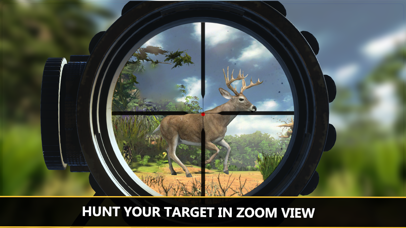 Top 5 Best Android Hunting Games Play & Become an Expert Hunter