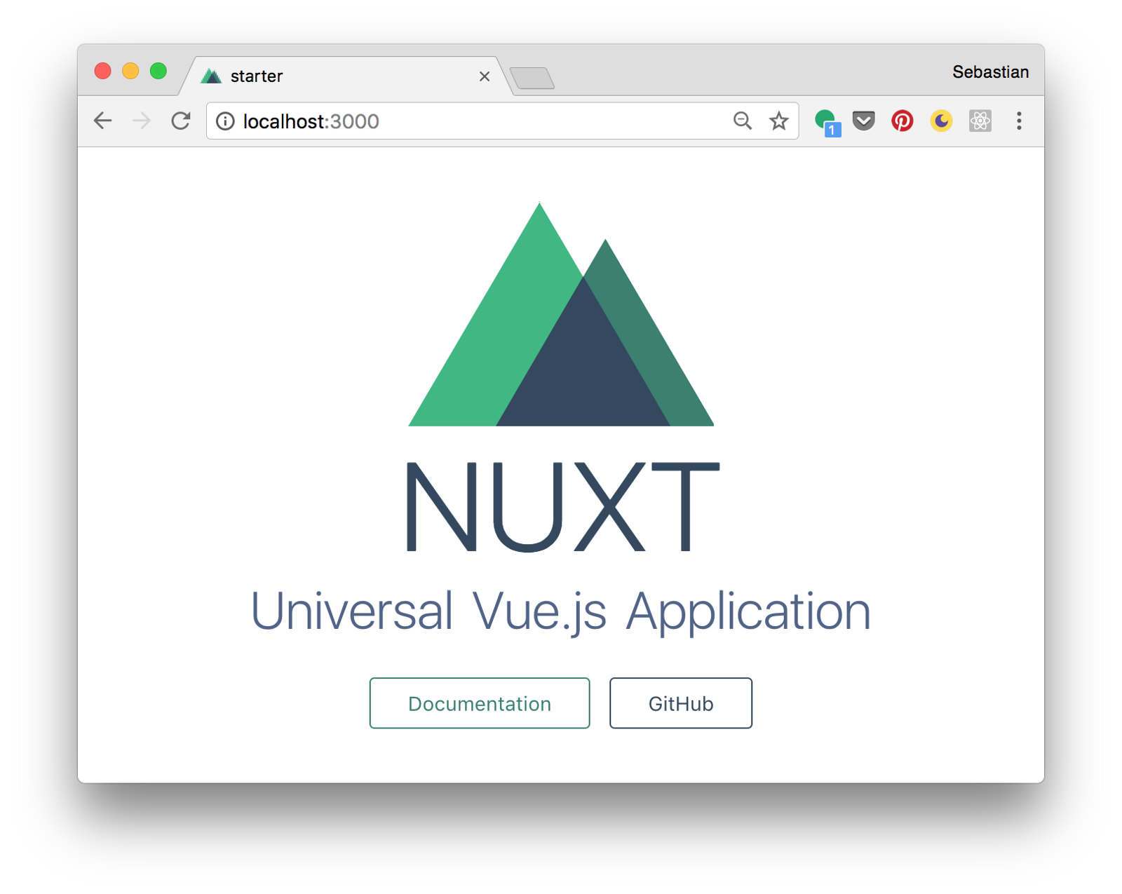 Creating a Website with Nuxt js and WordPress REST API