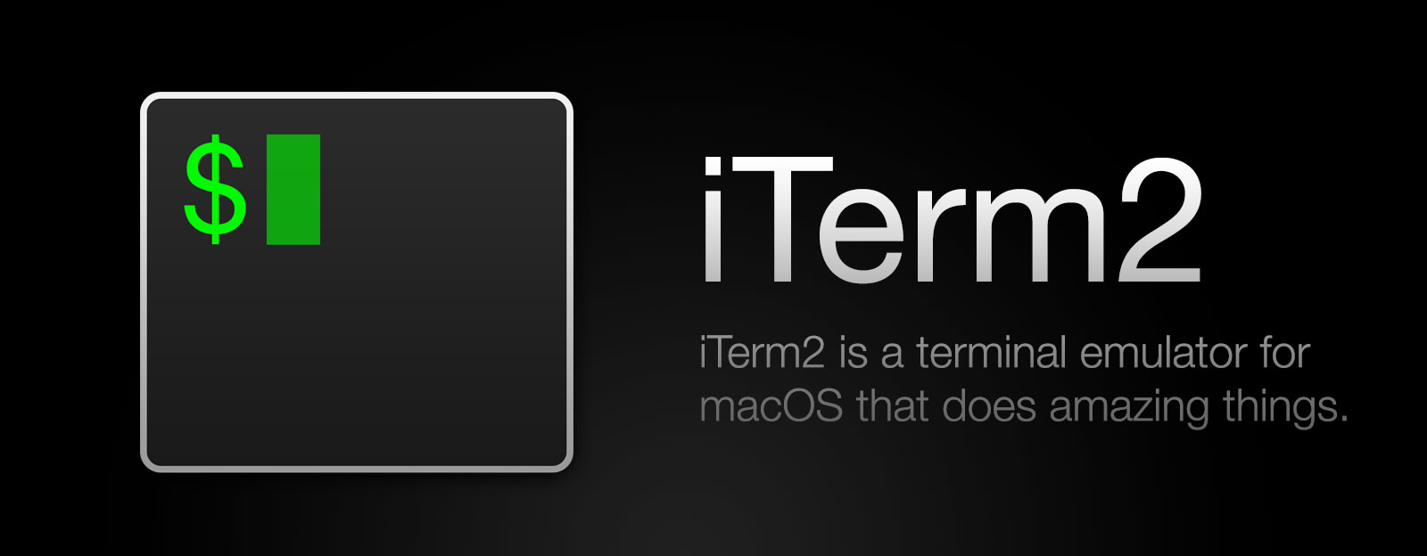 iTerm2 + zsh + oh-my-zsh The Most Power Full Terminal on macOS